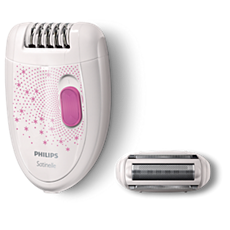 HP6419/02 Satinelle Essential Compact epilator