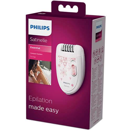 Satinelle Essential Compacte epilator