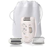 HP6423/00 Satinelle Essential آلة صغيرة لإزلة الشعر