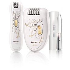 HP6540/00  Limited edition epilation set