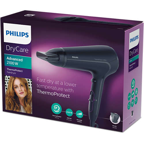DryCare Advanced ThermoProtect hajszárító