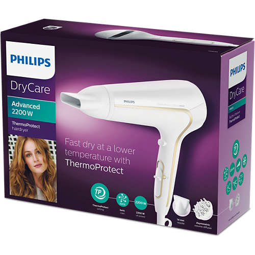 DryCare Advanced Secador