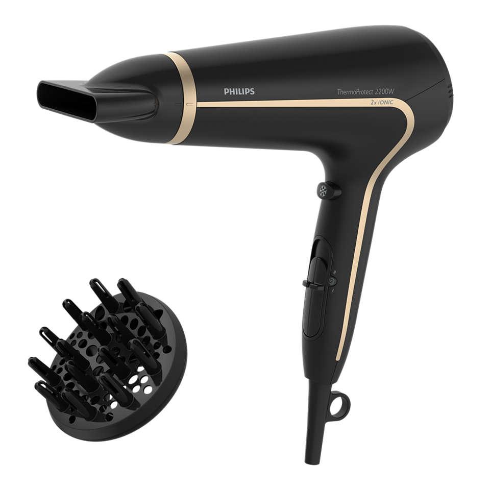 2Mal mehr Ionen für glänzendes Haar
