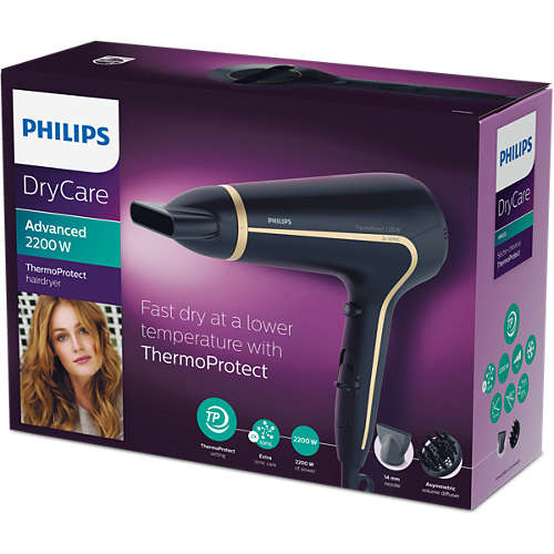 DryCare Advanced Asciugacapelli