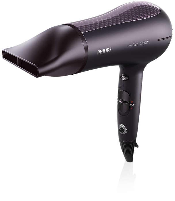 Más protección para un cabello sano y brillante