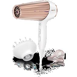 DryCare Prestige MoistureProtect-hårtork