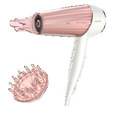 HP8281/00 DryCare Prestige Uscător de păr MoistureProtect