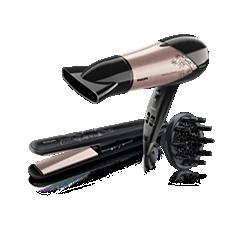 HP8294/00  Haartrockner und Haarglätter
