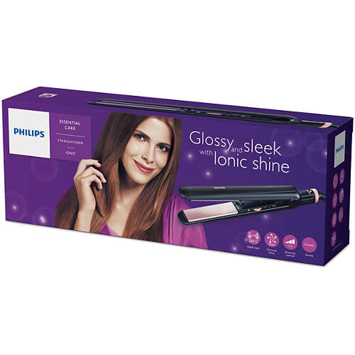 EssentialCare Straightener