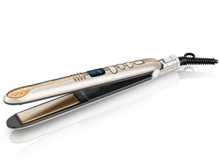 Hair straightener philips company