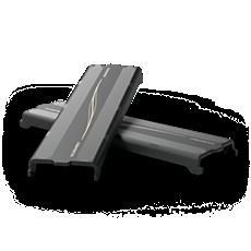 HP8394/00 StraightCare Prestige Seis placas Nutri-wonder y dos más de regalo
