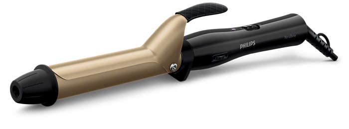 Styling spéčí, pro přirozené lokny
