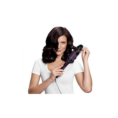 Uppvärmd ProCare-stylingborste
