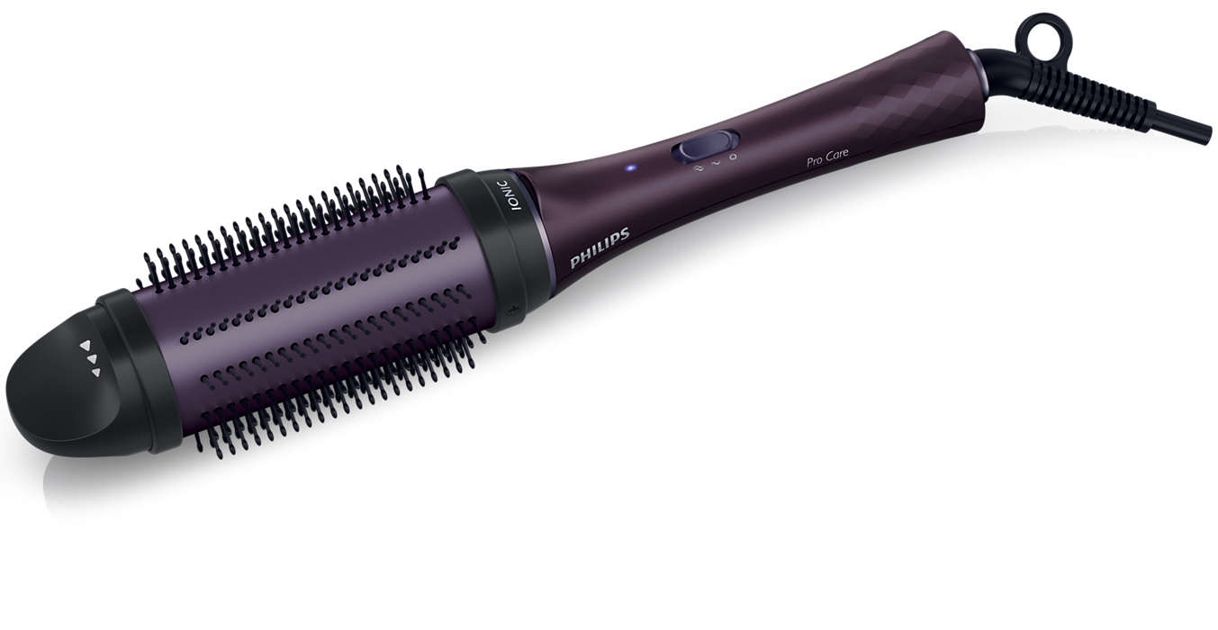 Objem a lesk pre dlhé vlasy