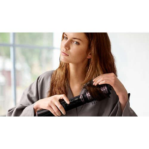 Levegős hajformázó