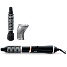 HP8661/03 Essential مسرّح الشعر بالهواء