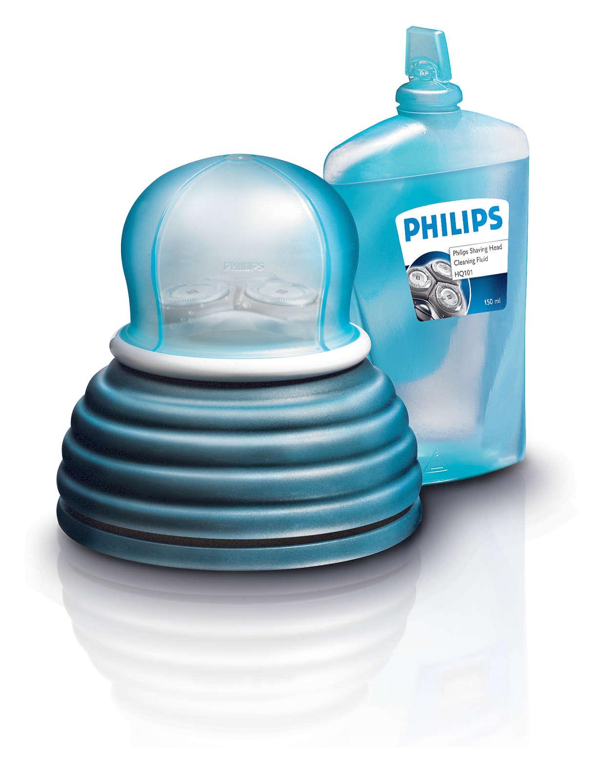 Pro čisté holení