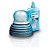 rengøringsvæske til skærhoved