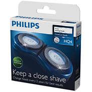 shaving heads