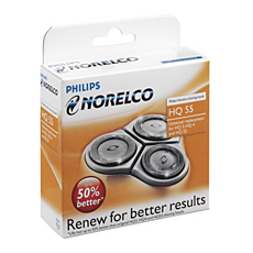 HQ55/41 - Philips Norelco  Shaving heads