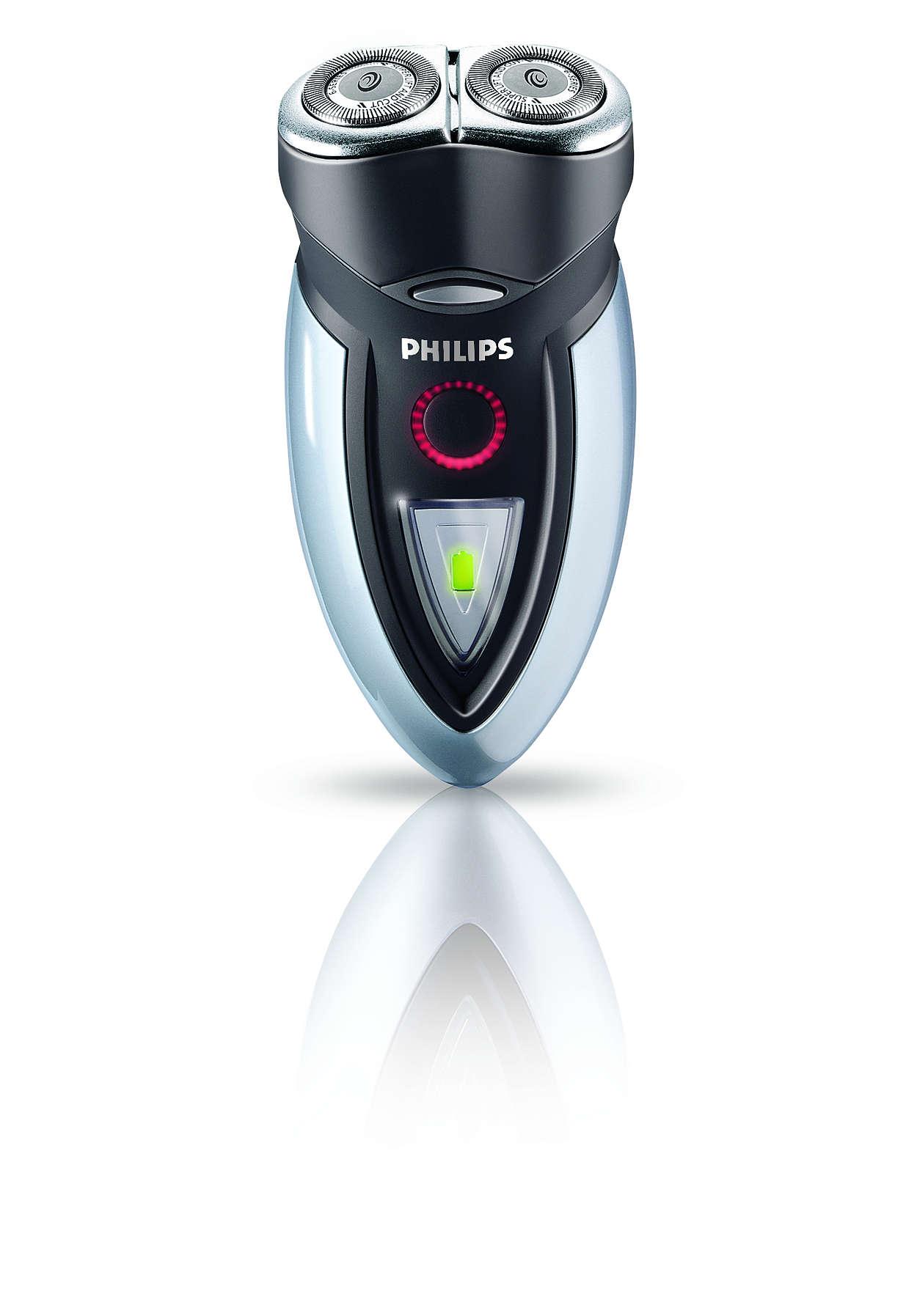 Un afeitado más apurado