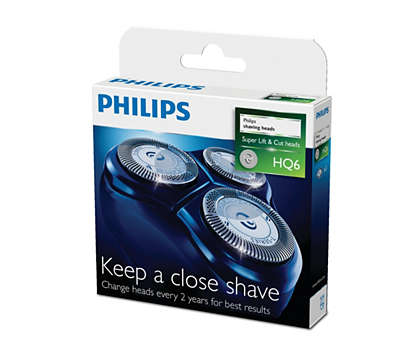 Keep a close shave
