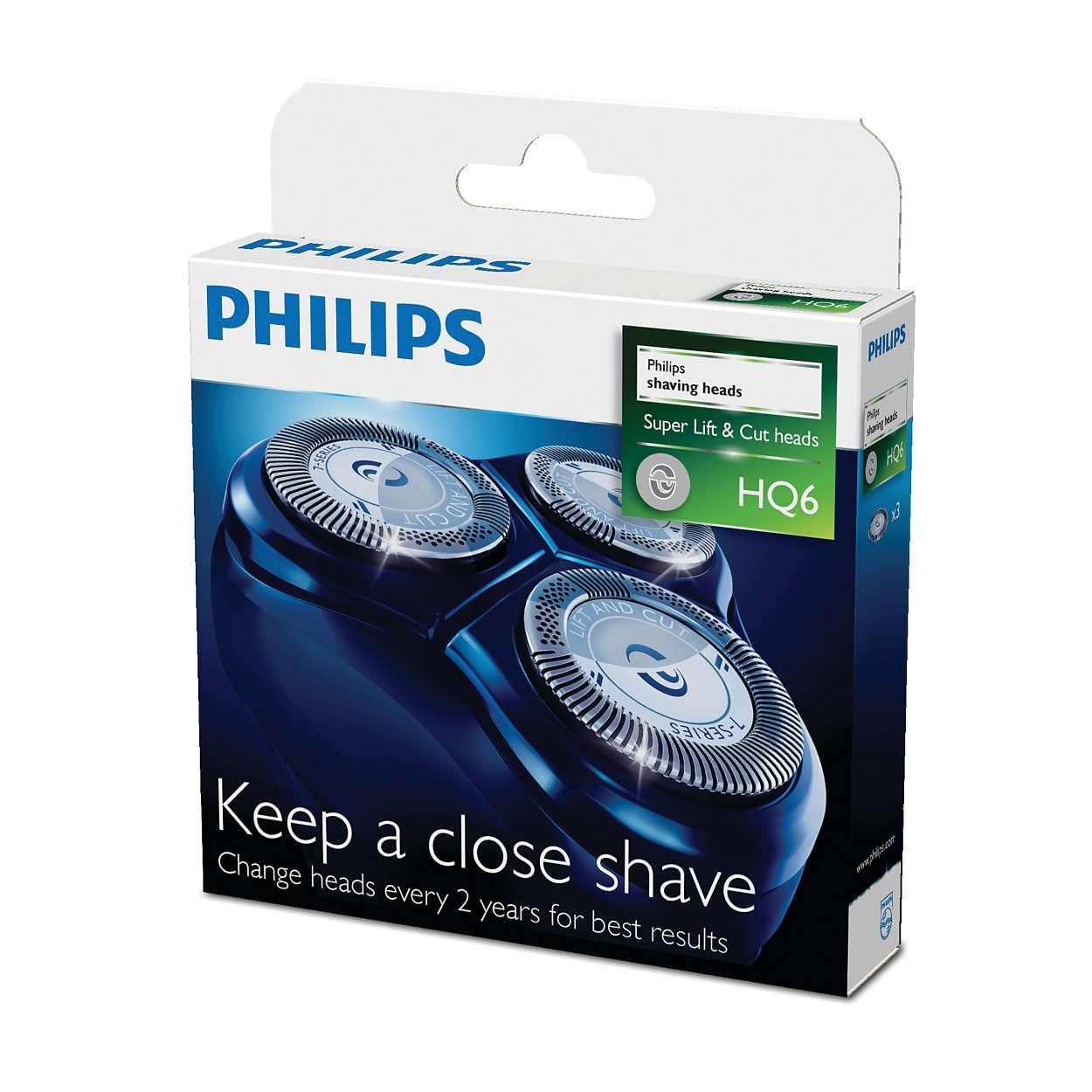 Osigurajte glatko brijanje