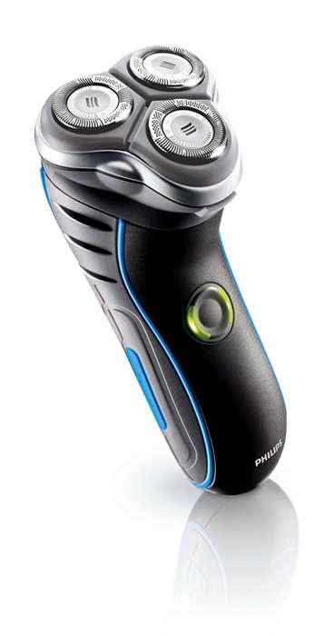 Комфортное и чистое бритье