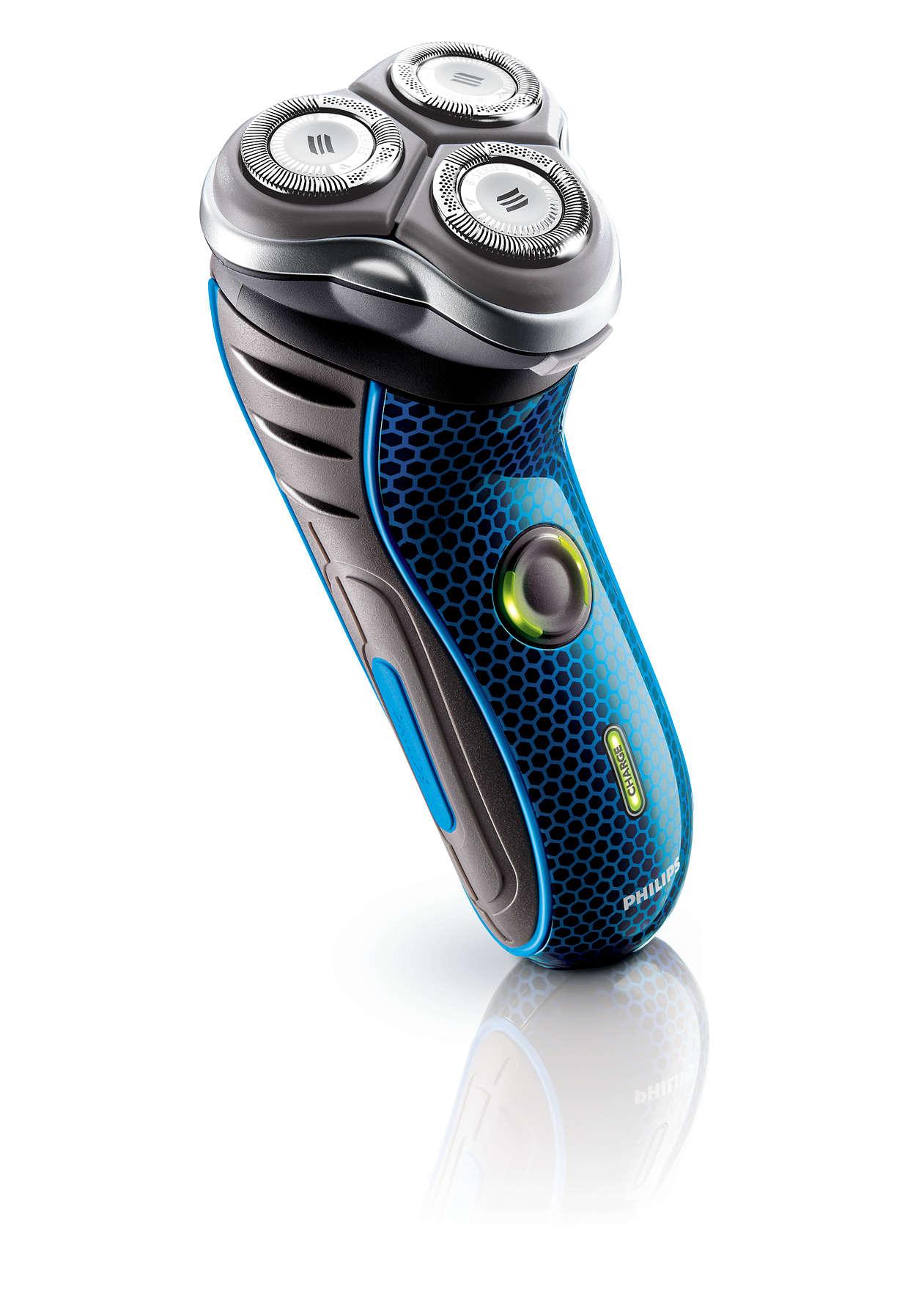Elektromos borotva. Kényelmes és alapos. Kényelmes és alapos 9333161e9a