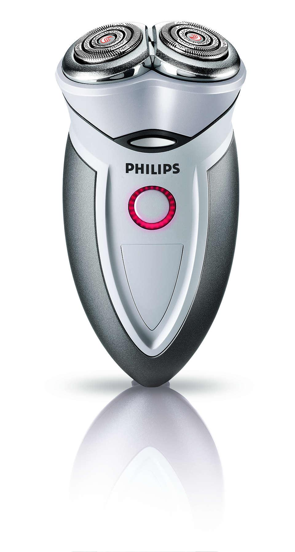 Bărbierit ultra-eficient