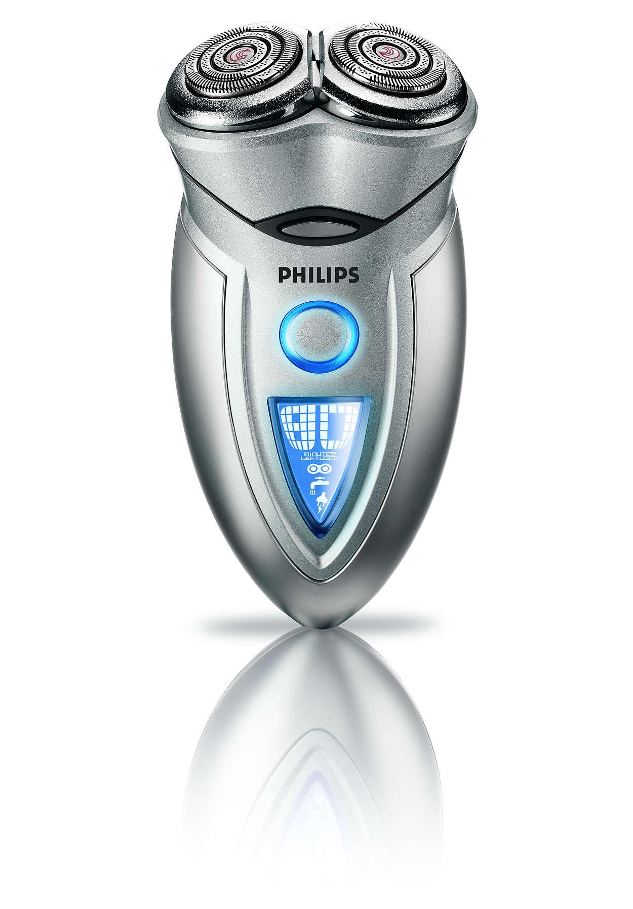 Идеально чистое бритье