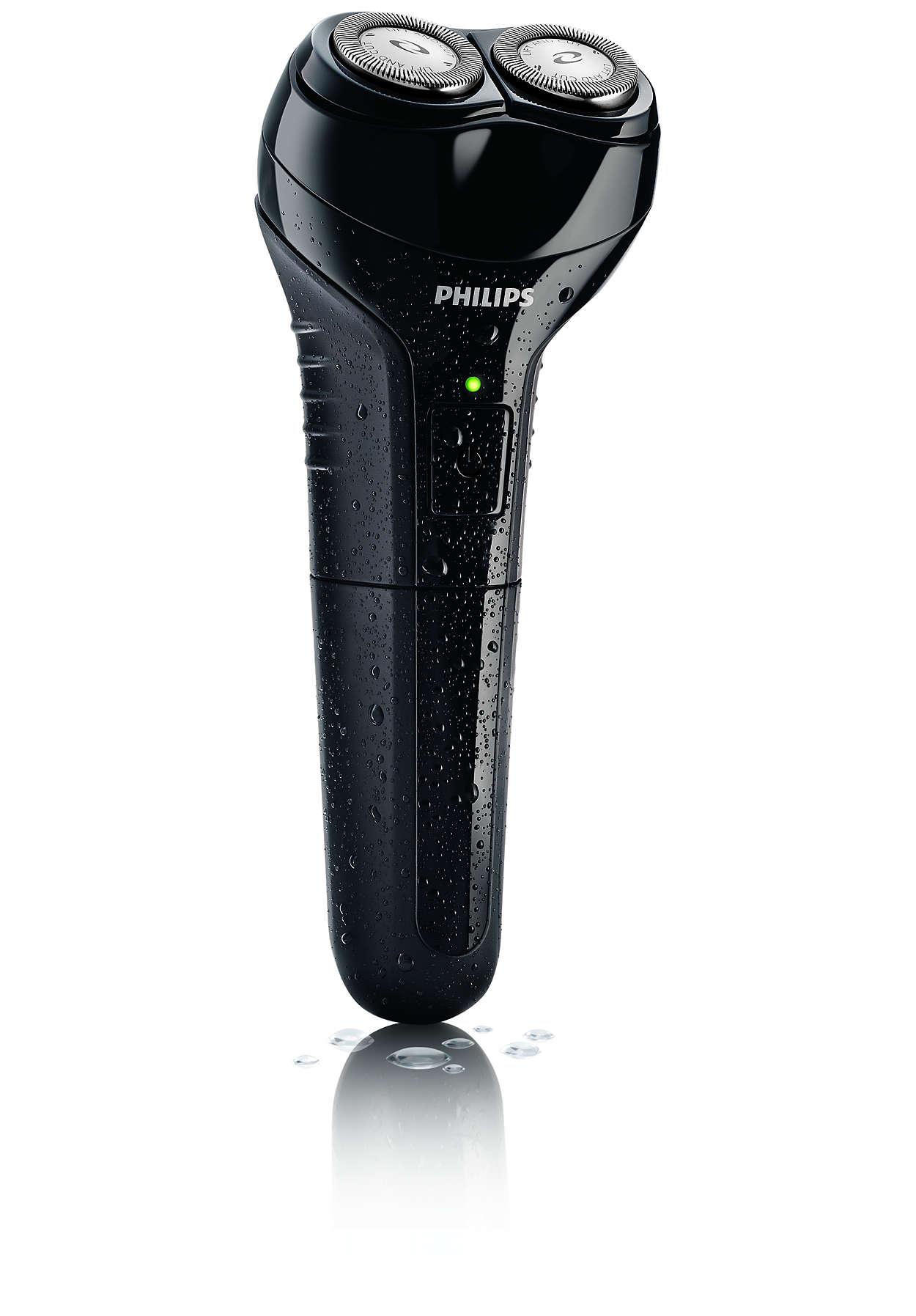 Barbeador elétrico Philips HQ912
