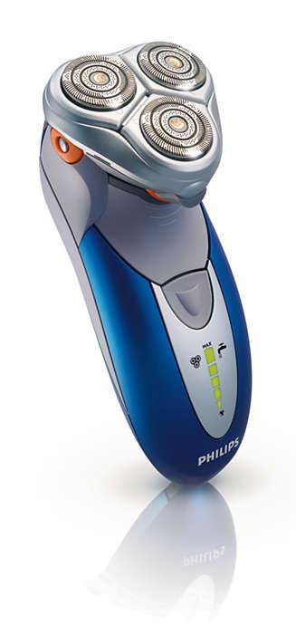 Le meilleur rasoir de Philips, n°1 mondial