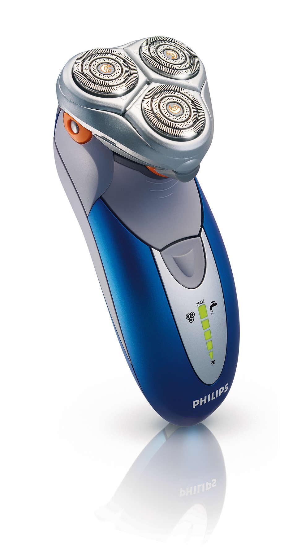Najlepsza golarka firmy Philips!