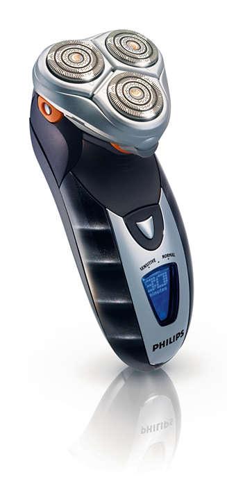 O melhor barbeador do fabricante nº 1 do mundo