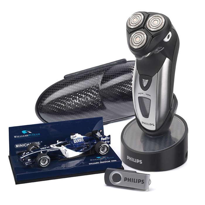 Η καλύτερη ξυριστική μηχανή από την Νο1 εταιρεία στον κόσμο