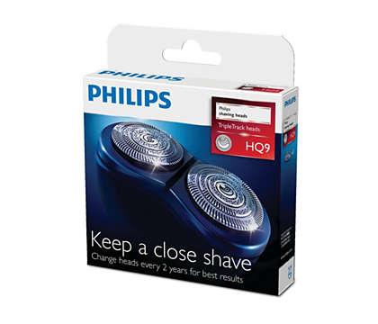 Få en tæt barbering