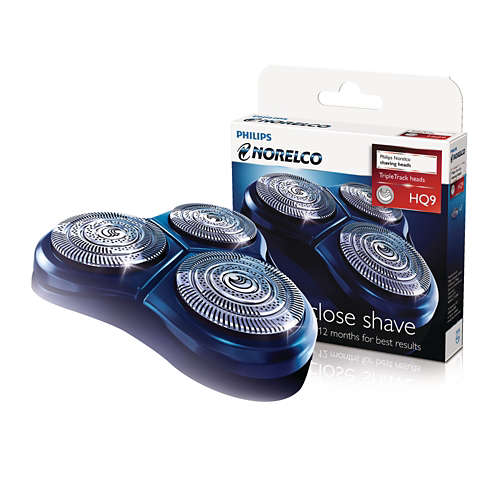 Norelco PowerTouch Shaving heads