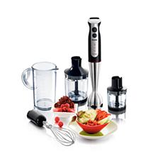 HR1372/90 Pure Essentials Collection Hand blender