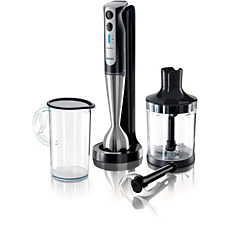 HR1378/00 Aluminium Collection Hand blender