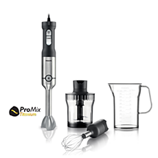 HR1661/90 Avance Collection Hand blender