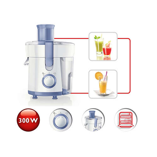 Daily Collection Juicer