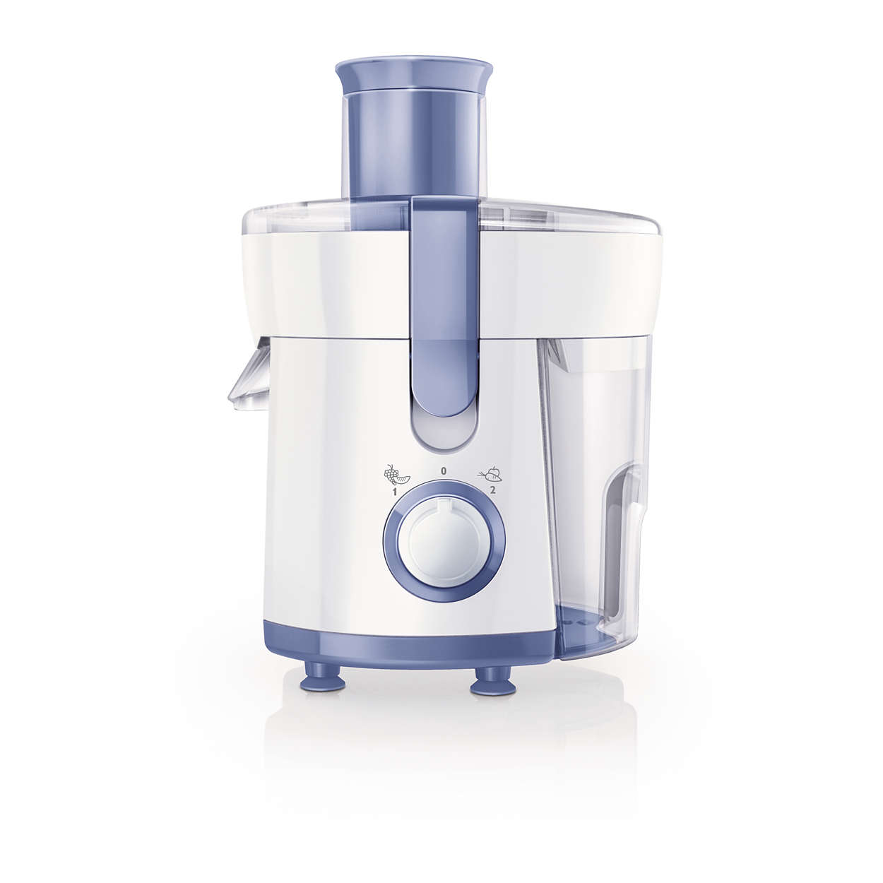 Philips Slow Juicer Manual : Daily Collection Juicer HR1811/71 Philips
