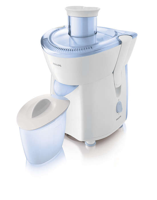 Napravite domaći sok na lak način