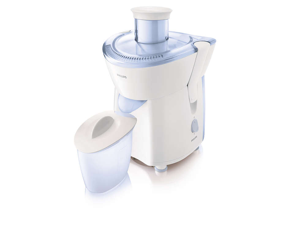HR1823/70 BASIC JUICER BIG TUBE & JUG