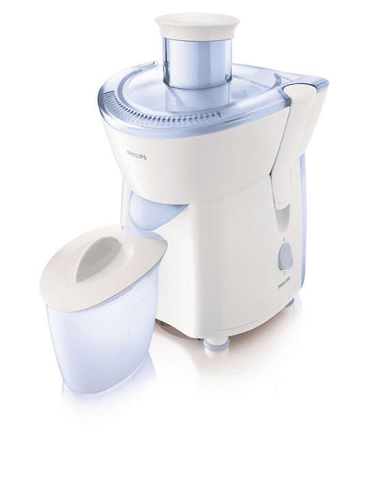 Membuat jus sendiri dengan mudah