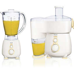 Blender and Juicer