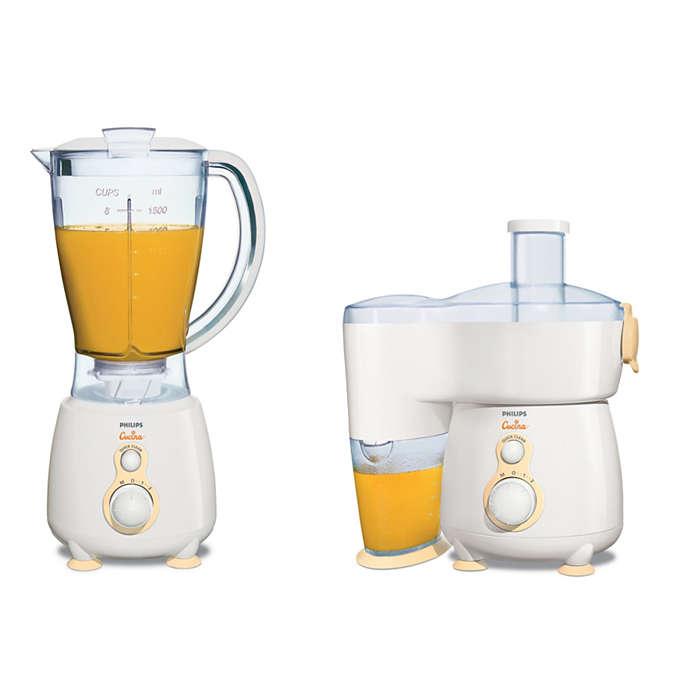 Моментальное приготовление домашних напитков