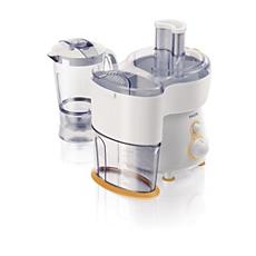 HR1843/55 Viva Collection Blender and Juicer