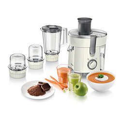 Viva Collection 榨汁機、攪拌機、研磨機、切碎器